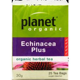 Photo of Planet Organic Tea - Echinacea Plus