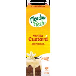 Photo of Meadow Fresh Custard Vanilla 1kg