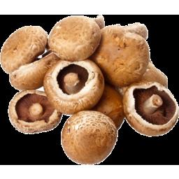 Photo of Mushrooms - Swiss Brown (220g serve)