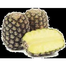 Photo of Pineapple Topless Half