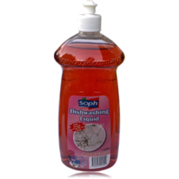 Photo of Soph Dishwashing Liquid Floral 1 Litre