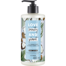 Photo of Golden Gaytime Love Beauty And Planet Body Lotion Coconut Water & Mimosa Flower Aroma 400 Ml