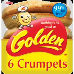 Photo of Crumpet Golden Round 6 Pack