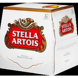 Photo of Stella Artois 12 x 330ml Bottles
