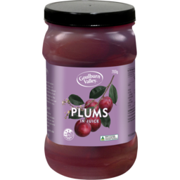 Photo of Goulburn Valley Whole Plums in Juice 700gm