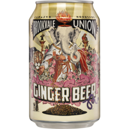 Photo of Brookvale Ginger Beer Can 330ml