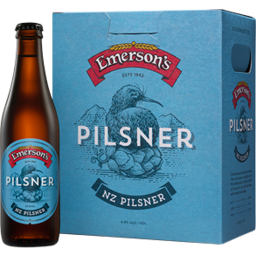 Photo of Emersons Pilsner 6 Pack