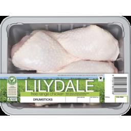 Photo of Lilydale Free Range Chicken Drumsticks Lge Kg