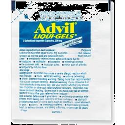 Photo of Advil Liqui-Gel Dispenser