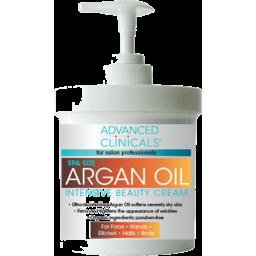 Photo of Advanced Clinicals Argan Oil Cream