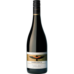 Photo of Saddleback Pinot Noir 750ml