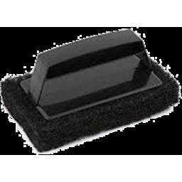 Photo of Abrasive Scrubber W/ Grip