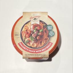 Photo of Apennine Spaghetti sauce with Meatballs 500ml