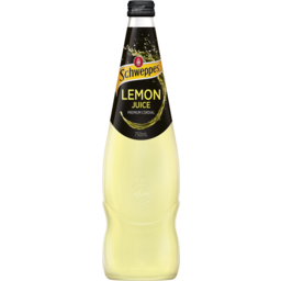 Photo of Schweppes Lemon Juice Cordial 750ml