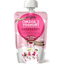 Photo of Tw Omega 3 R/Berry Yghrt Pouch 110gm