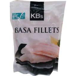 Photo of Kb's Basa Fillets  1kg