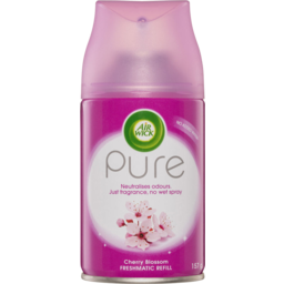 Photo of Air Wick Pure Freshmatic Automatic Air Freshener Refill Cherry Blossom 157g