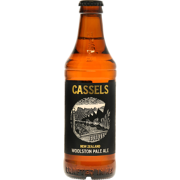 Photo of Cassels And Sons Beer Woolston Pale Ale 328ml