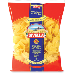 Photo of Divella 100 Pappardelle 500g