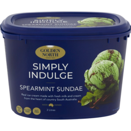 Photo of G/North Smint Sundae Simply In 2lt