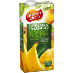 Photo of Golden Circle Banana Mango Nectar 1