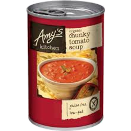Photo of Amy's Kitchen Chunky Tomato Soup