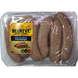 Photo of Beehive Sausages Old English Pork 450g