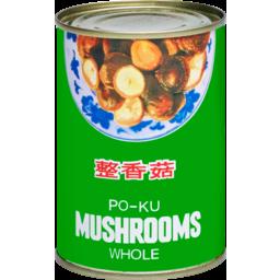 Photo of Tiger Po Ku Mushrooms 425g