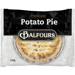 Photo of Balfours Premium Potato Pie 220g