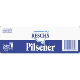 Photo of Reschs Pilsner Can