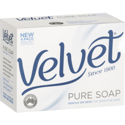 Photo of Velvet Pure Soap 400gm