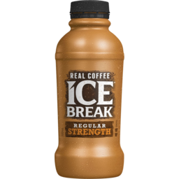 Photo of Ice Break Real Ice Coffee Cold 500ml