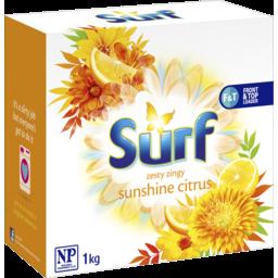 Photo of Surf Sunshine Citrus Front & Top Loader 1kg 1kg