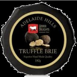 Photo of Adelaide Hills Brie Triple Cream Xmas 500g