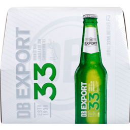 Photo of Export 33 330ml 12 Pack Bottles