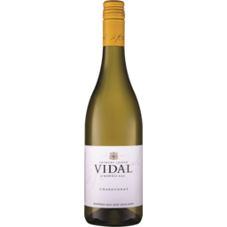 Photo of Vidal Estate Chardonnay