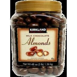 Photo of Kirkland Signature Milk Chocolate Almonds