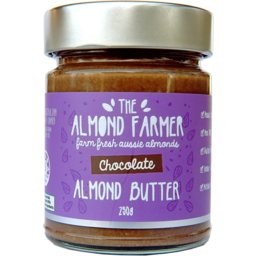 Photo of The Almond Farmer Gluten Free Chocolate Almond Butter 250g
