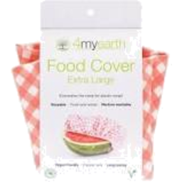 Photo of 4myearth Food Cover Extra Large Red