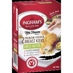 Photo of Ingham Chicken Breast Kiev Garlic Butter 350gm