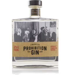 Photo of Prohibition Gin