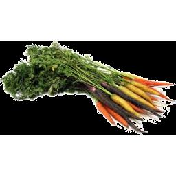 Photo of Carrots Rainbow Bunch