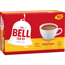 Photo of Bell Tea Bags 100 Pack