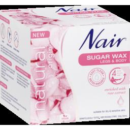 Photo of Nair Sugar Wax 508g