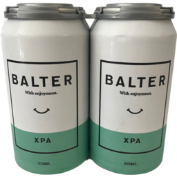 Photo of Balter Xpa 375ml 4 Pack