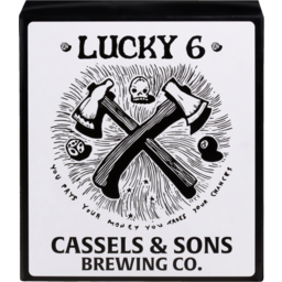 Photo of Cassels Lucky 6 6 Pack
