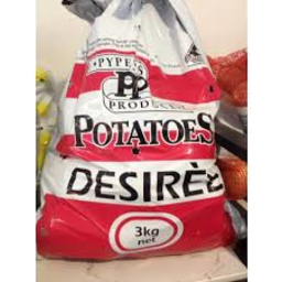 Photo of Potato Desiree 3kg Bag