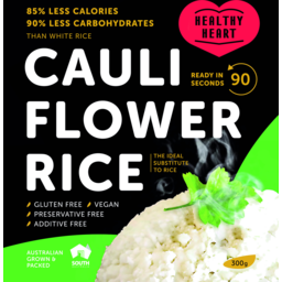 Photo of Healthy Heart Cauliflower Rice 300g
