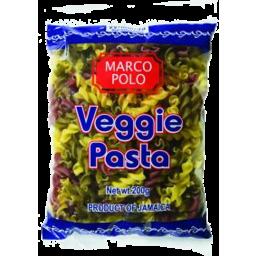 Photo of Marco Polo Veggie Pasta