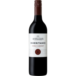 Photo of McWilliam's Inheritance Shiraz Cabernet